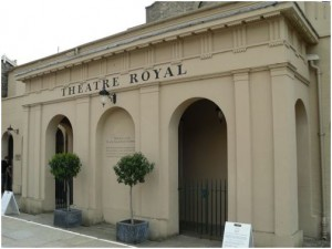 theatre royal, bury st edmunds