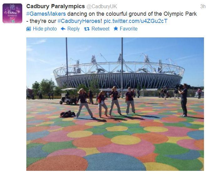 twitter paralympics