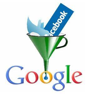 Improve google rankings with social media