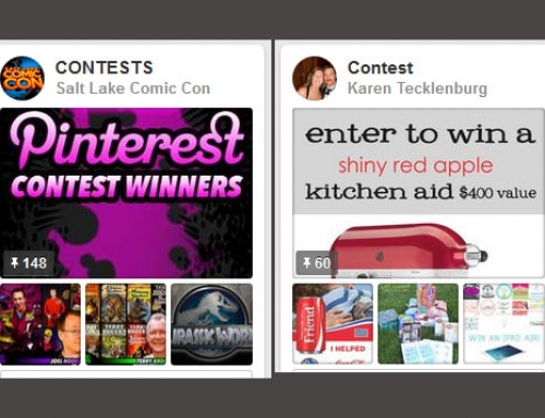 Pinterest for traffic & sales Episode 3: Competitions