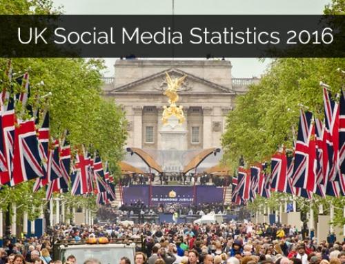 UK Social Media Statistics for 2016
