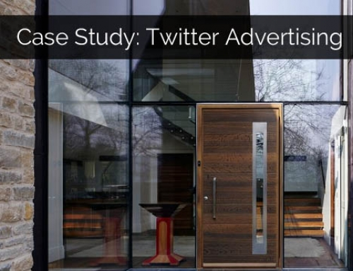 Case Study: Twitter advertising for a small business