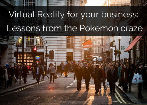 Virtual Reality marketing for your business