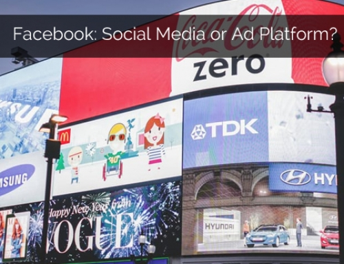 Facebook in 2017 – Social Media or Advertising Platform?
