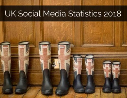 UK Social Media Statistics for 2018
