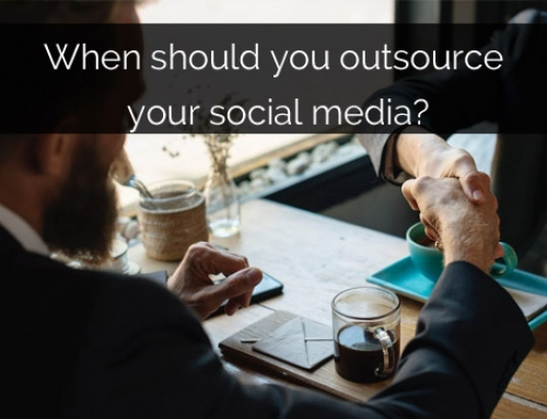 Should you outsource your social media presence?
