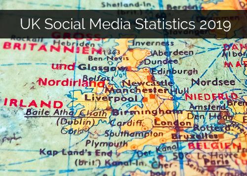 UK social media stats 2019